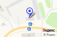 Схема проезда до компании ТФ МОШНИКОВ В.А. в Пудоже
