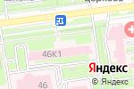 Схема проезда до компании Городская больница №2 в Белгороде