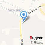 Дубрава31 на карте Белгорода