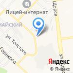Радио Radio на карте Белгорода