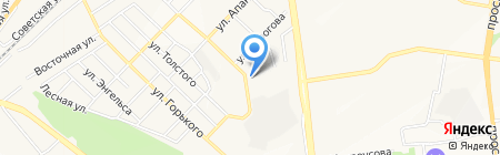 СтандартЦемент на карте Белгорода