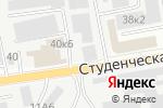 Схема проезда до компании МиВа в Белгороде