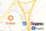 Схема проезда до компании Юг в Белгороде