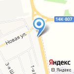 Центрснаб-Подшипник на карте Белгорода