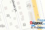 Схема проезда до компании Славянская клиника в Белгороде