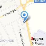 Self на карте Белгорода