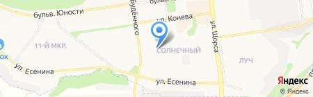 Работа-это проСТО на карте Белгорода