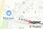 Схема проезда до компании МультиTOOLS в Белгороде
