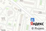 Схема проезда до компании Преображенский в Белгороде