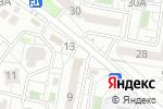 Схема проезда до компании Левобережный в Белгороде