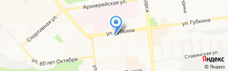 Первый на карте Белгорода