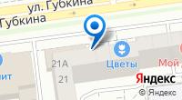 Компания Биплан на карте