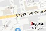Схема проезда до компании Гидротехсервис в Белгороде