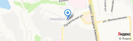 Центр общей (семейной) врачебной практики на карте Белгорода