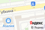 Схема проезда до компании REMAX в Белгороде