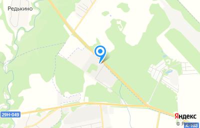 Местоположение на карте пункта техосмотра по адресу Калужская обл, Боровский р-н, г Ермолино, ул Молодежная, д 3