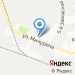 Катана Авто на карте Белгорода