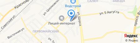 Почтовое отделение №27 на карте Белгорода