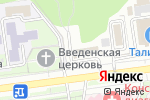 Схема проезда до компании Профинструмент в Белгороде