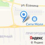 СтройДепо на карте Белгорода