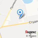 ГиперСтрой на карте Белгорода