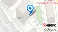 Компания ОКНА на карте
