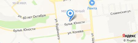 A-DETAL.RU на карте Белгорода