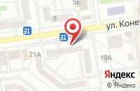 Схема проезда до компании Колибри в Белгороде