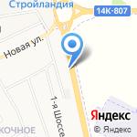 Уютная мебель на карте Белгорода