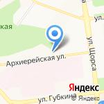 Оптресурс на карте Белгорода