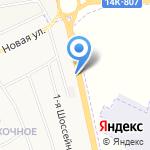 Авалон на карте Белгорода