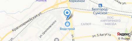 Торты и пирожные на карте Белгорода