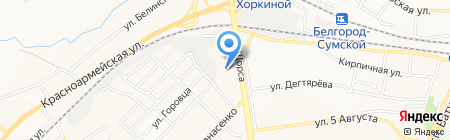 Мастерская электроники на карте Белгорода