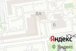 Схема проезда до компании Вектор Тепла в Белгороде