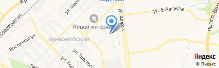 ВАРММИКС на карте Белгорода