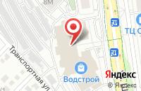 Схема проезда до компании Рамос в Белгороде