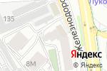 Схема проезда до компании Сириус в Белгороде
