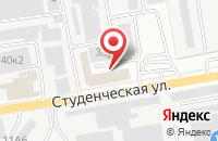 Схема проезда до компании Дверник в Белгороде