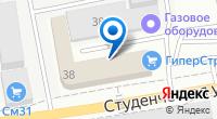 Компания ГиперСтрой на карте