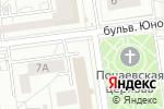 Схема проезда до компании Гулливер в Белгороде
