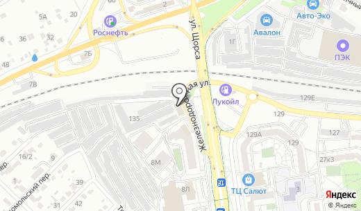 Оконные системы. Схема проезда в Белгороде