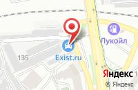 Схема проезда до компании Союз Профессоиналов в Белгороде