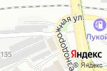 Схема проезда до компании СЭТ в Белгороде