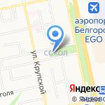 ЯСМИН на карте Белгорода