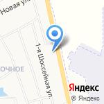 ТРИНИТИ МОТОРС на карте Белгорода