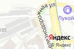 Схема проезда до компании Автовек в Белгороде