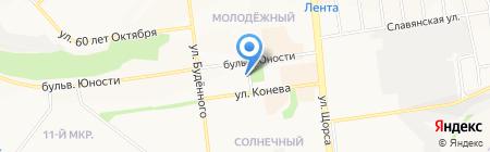МагПраздник на карте Белгорода