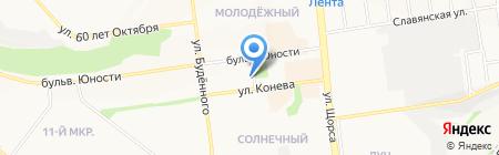 Все Инструменты.ру на карте Белгорода