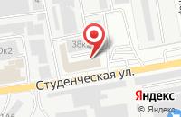 Схема проезда до компании Амиго в Белгороде