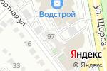 Схема проезда до компании ВОЛХОВЕЦ ДВЕРИ в Белгороде